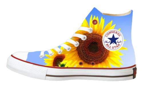 Scarpe-All-Star-Girasole