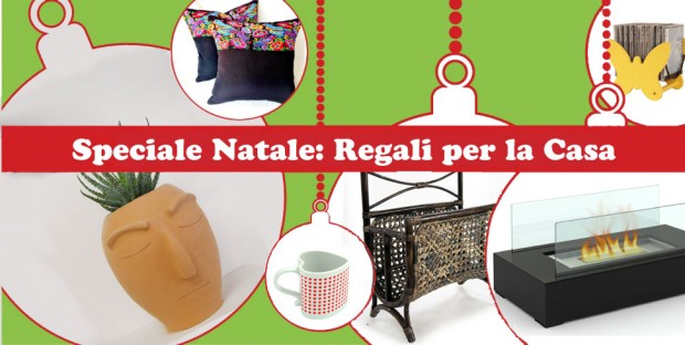 Speciale natale idee regalo per la casa blomming blog for Regalo casa mobile