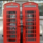 Telephone Boxes - London