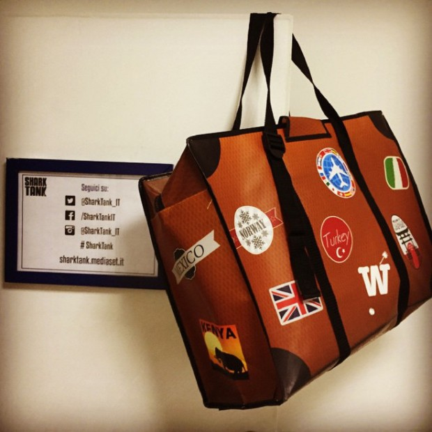 WISSHH Travel Bag