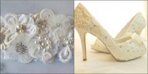 Wedding Dress - Lacey Shoes