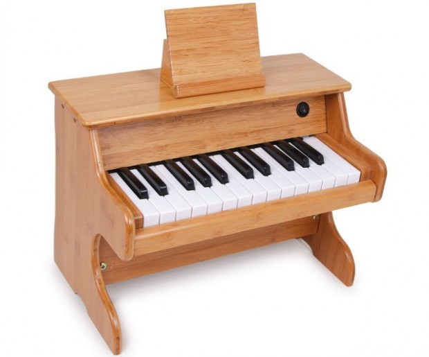 pianoforte-giocattolo-musical instrument-piano for children-toy-model-replica