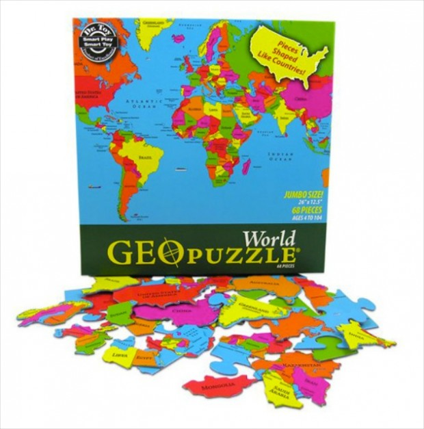 puzzle-globe-map of the world-worls puzzle-children-toy-easy puzzle