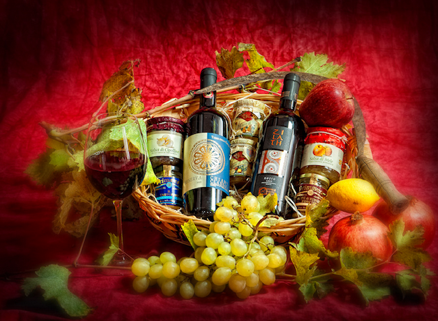 hamper bags from sicily