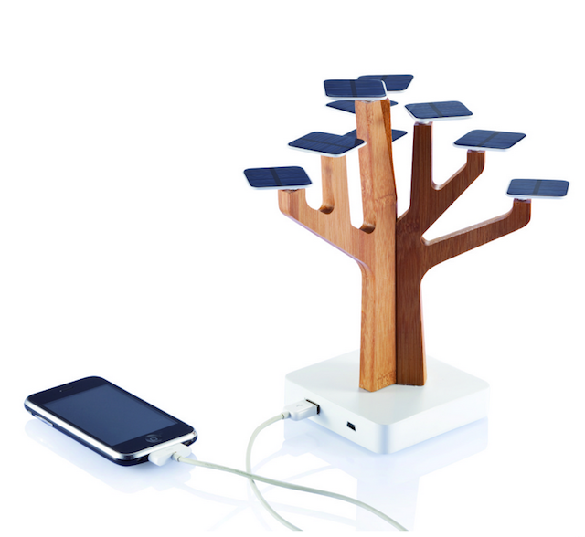 sun tree-tree charger-portable battery charger