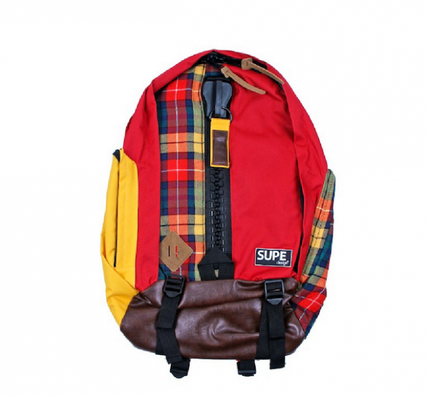 supe design-design backpacks