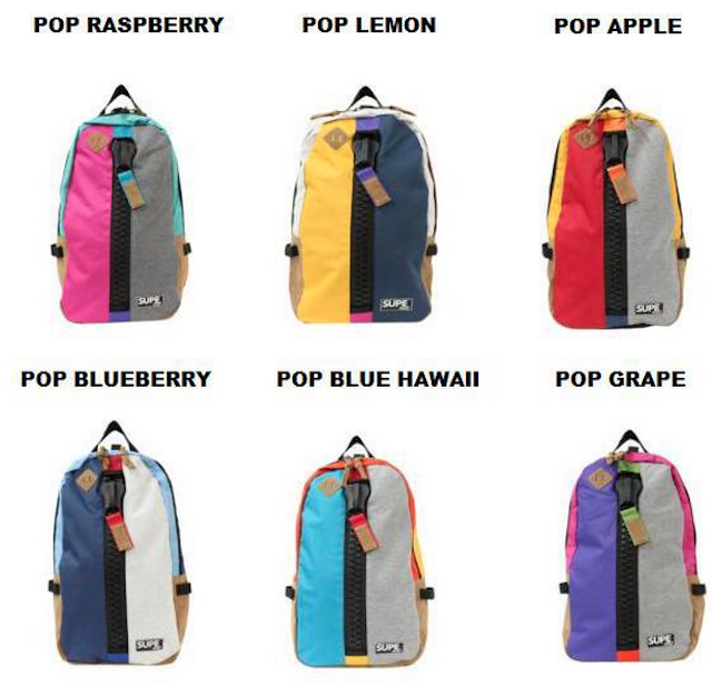 supe design-original backpacks