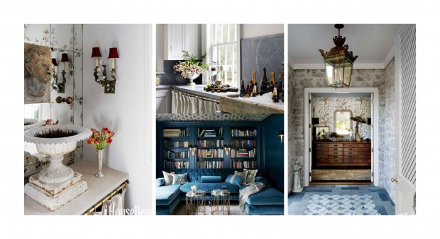 Amazing Interior Design Vintage Ideas from Vintage and Chic.