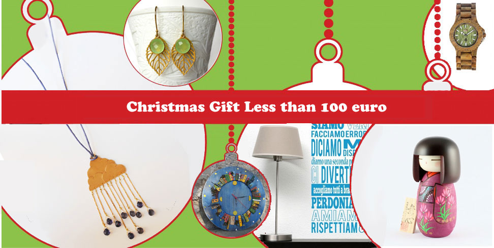 For christmas gifts under euro