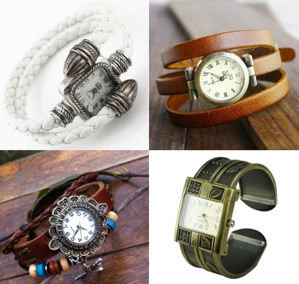 COVER retro watches