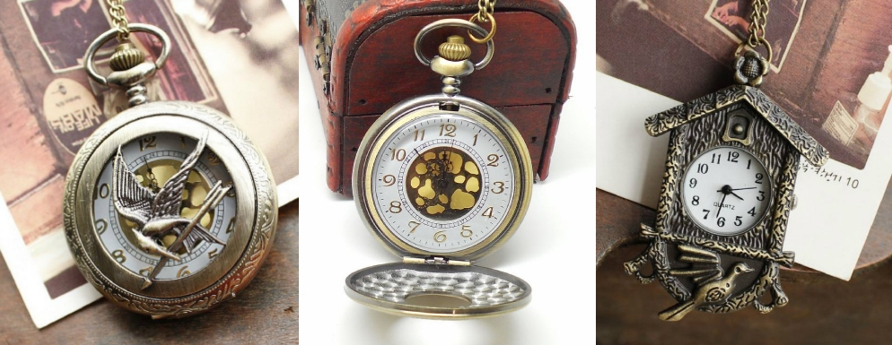 Pocket watches COVER